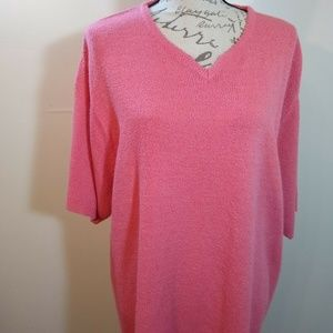 Bobbie Brooks Pink Sweater